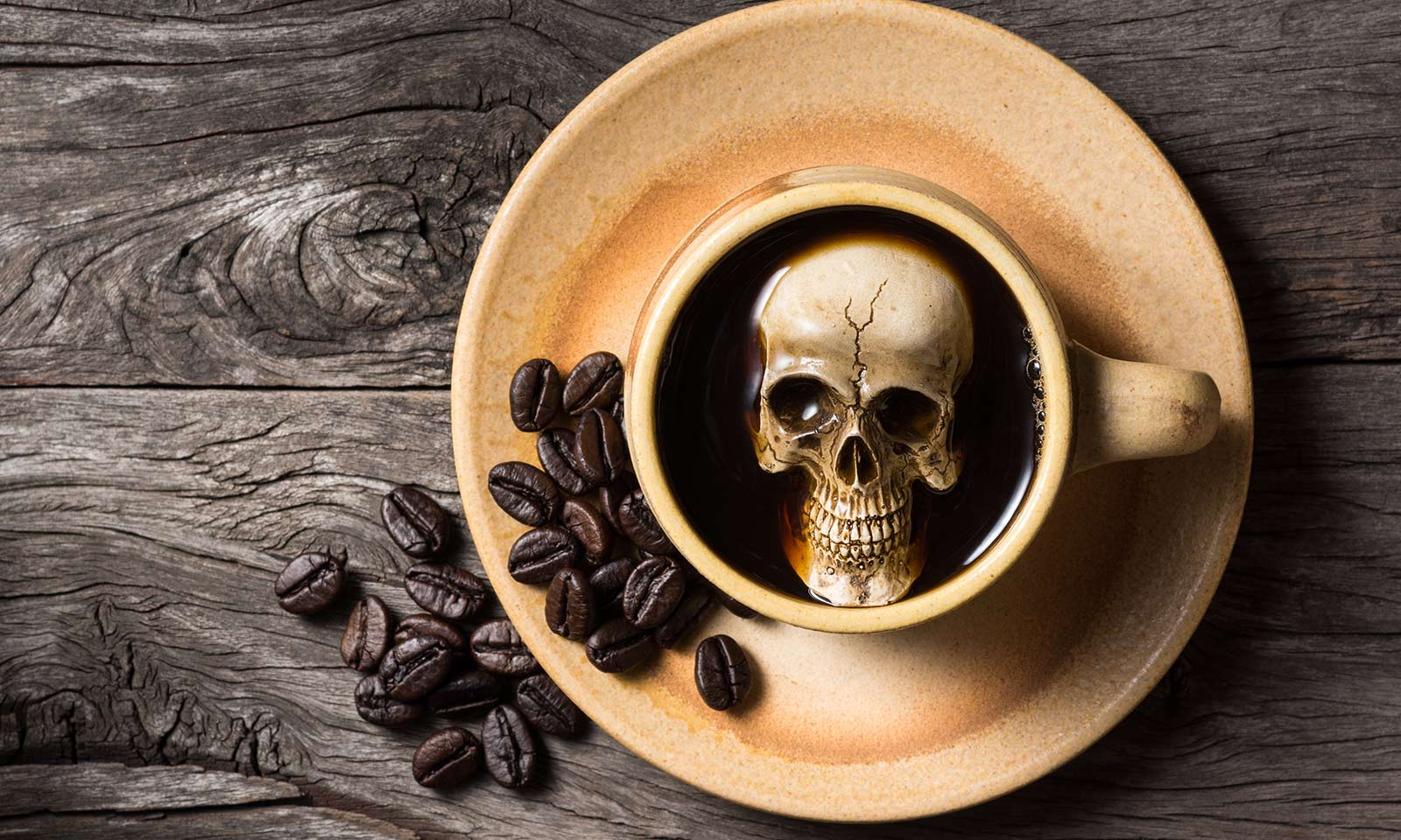 Caffeine Is A Drug And Excessive Amounts Can Be Dangerous
